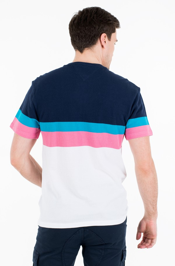 TJM GRAPHIC COLORBLOCK TEE-hover