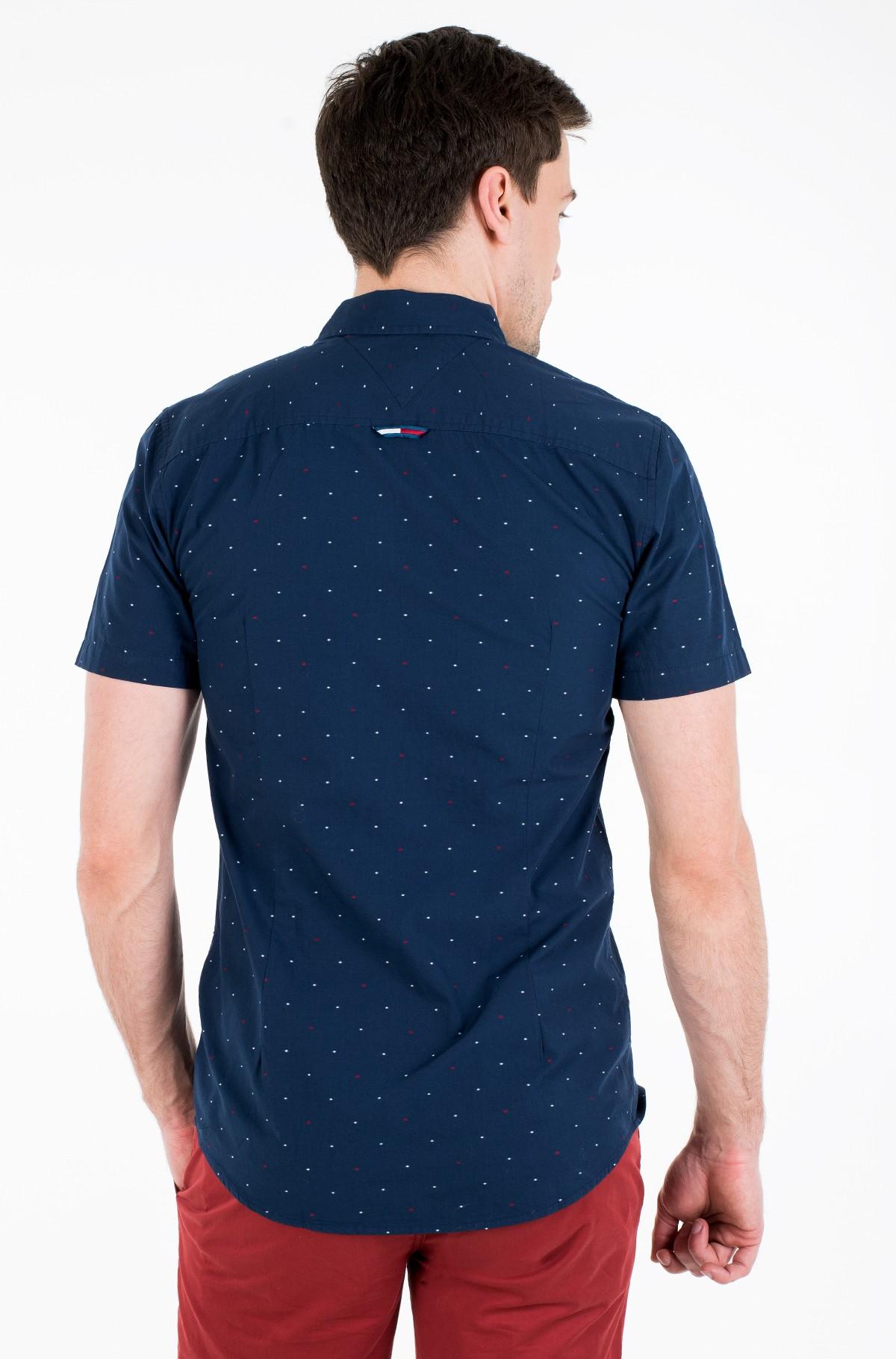 Short sleeve shirt TJM SHORTSLEEVE DOBBY SHIRT-full-2