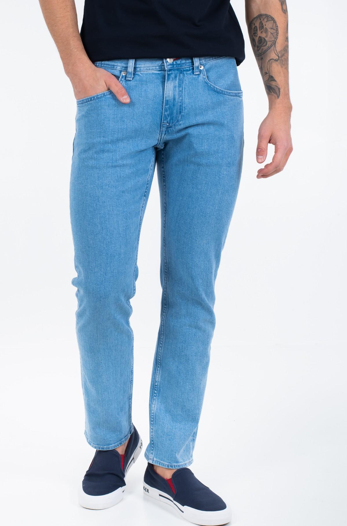 Džinsinės kelnės STRAIGHT DENTON STR ALTON BLUE-full-1