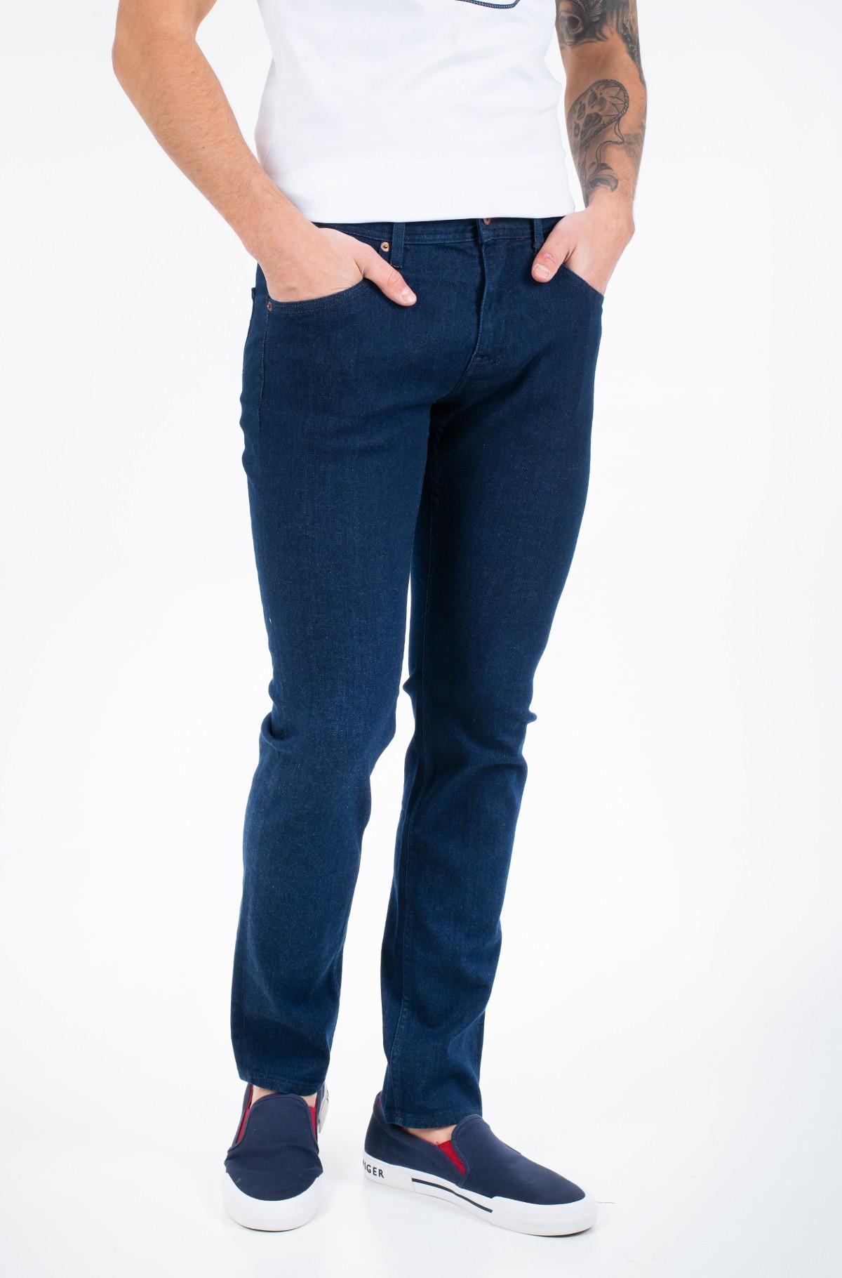 Jeans STRGHT DENTON SSTR EDOM BLUE-full-1