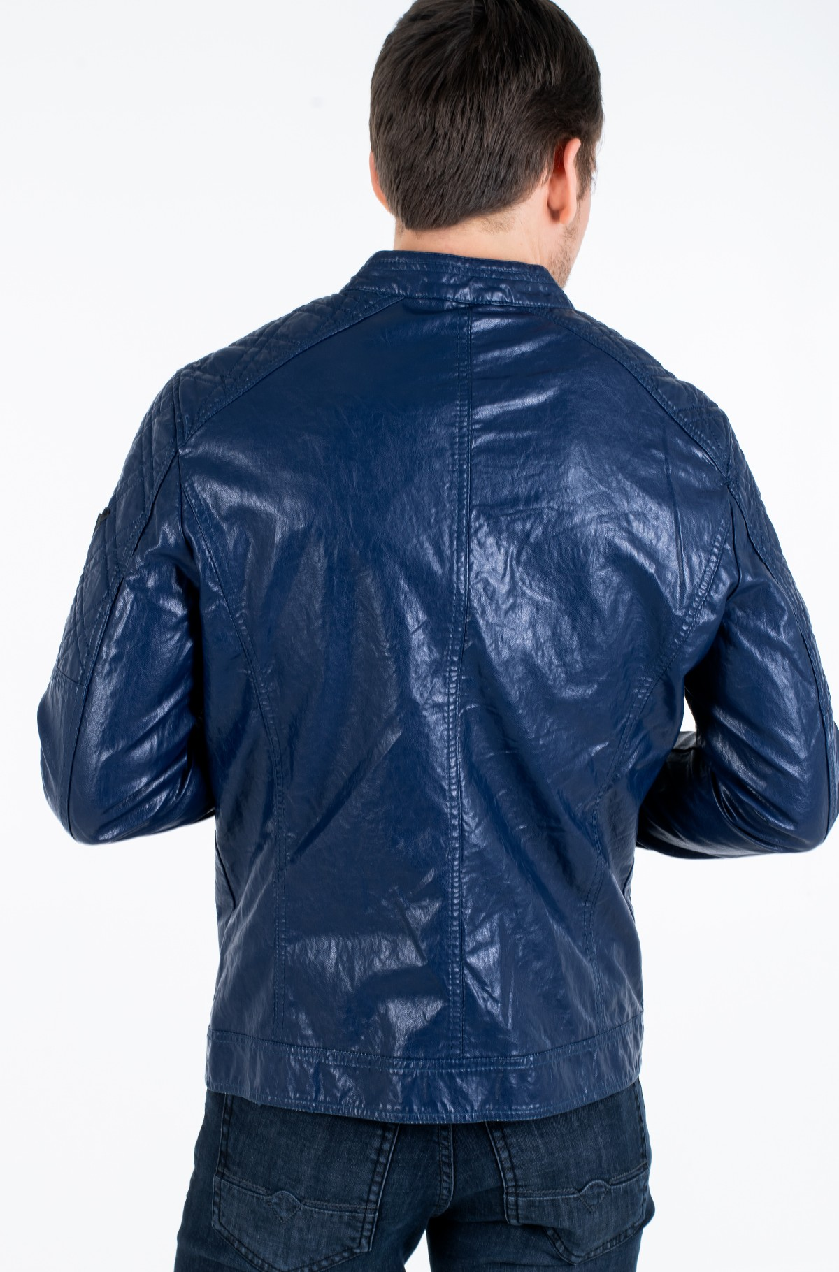 Leather jacket M02L46 WCQD0-full-2