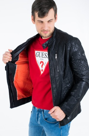Leather jacket M02L46 WCQD0-1