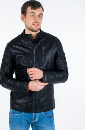 Leather jacket M02L46 WCQD0-2