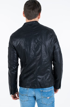 Leather jacket M02L46 WCQD0-4