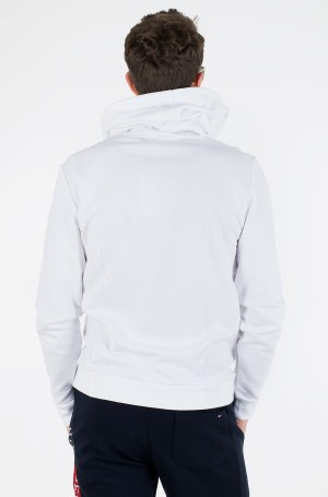 Sporta džemperis FLEECE HOODY LOGO HBR-2