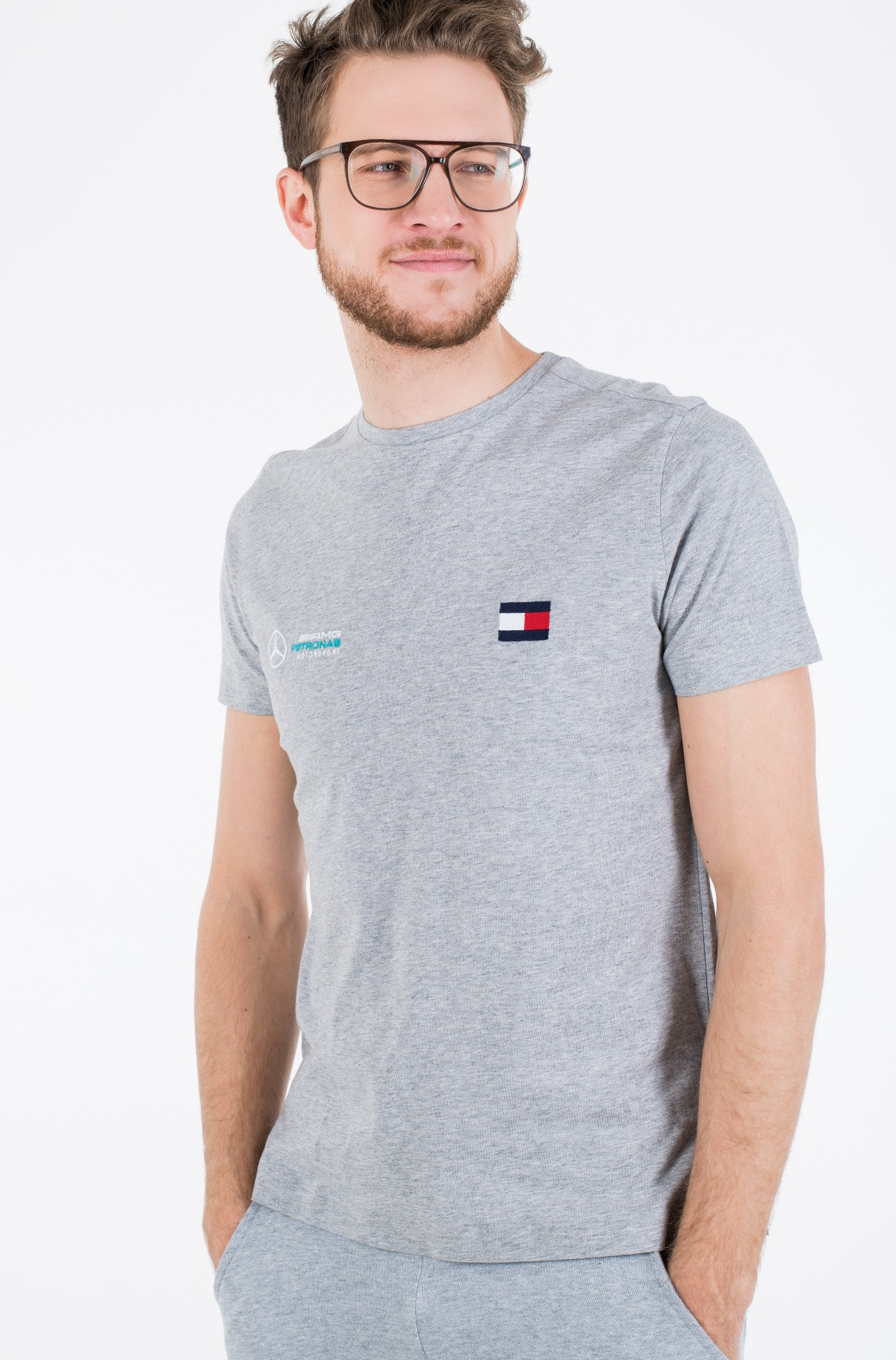 T-särk 1 MB TECH LOGO TEE-full-1