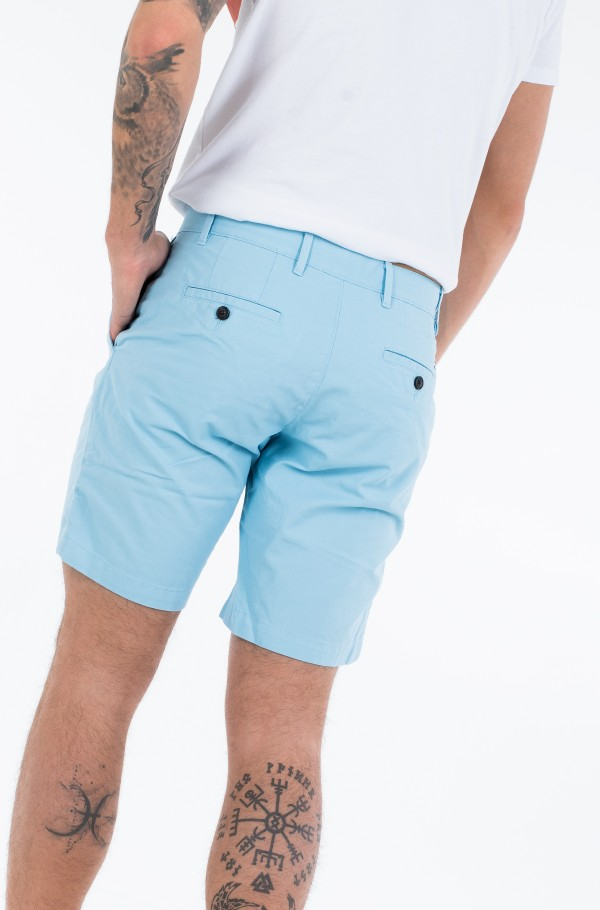 BROOKLYN SHORT LIGHT TWILL-hover