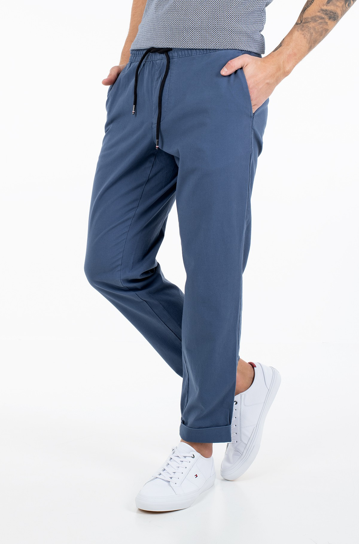 Fabric trousers ACTIVE STRUCTURE PANT GMD FLEX-full-1
