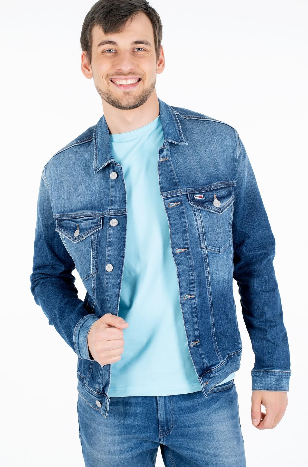 Denim jacket REGULAR TRUCKER JACKET DVMD-full-1