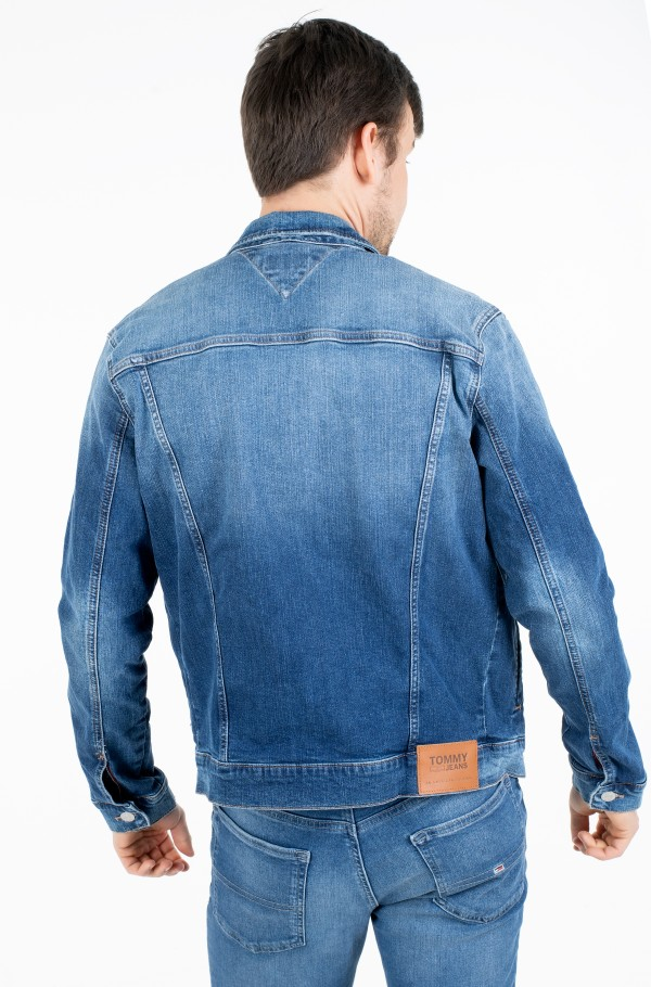 REGULAR TRUCKER JACKET DVMD-hover