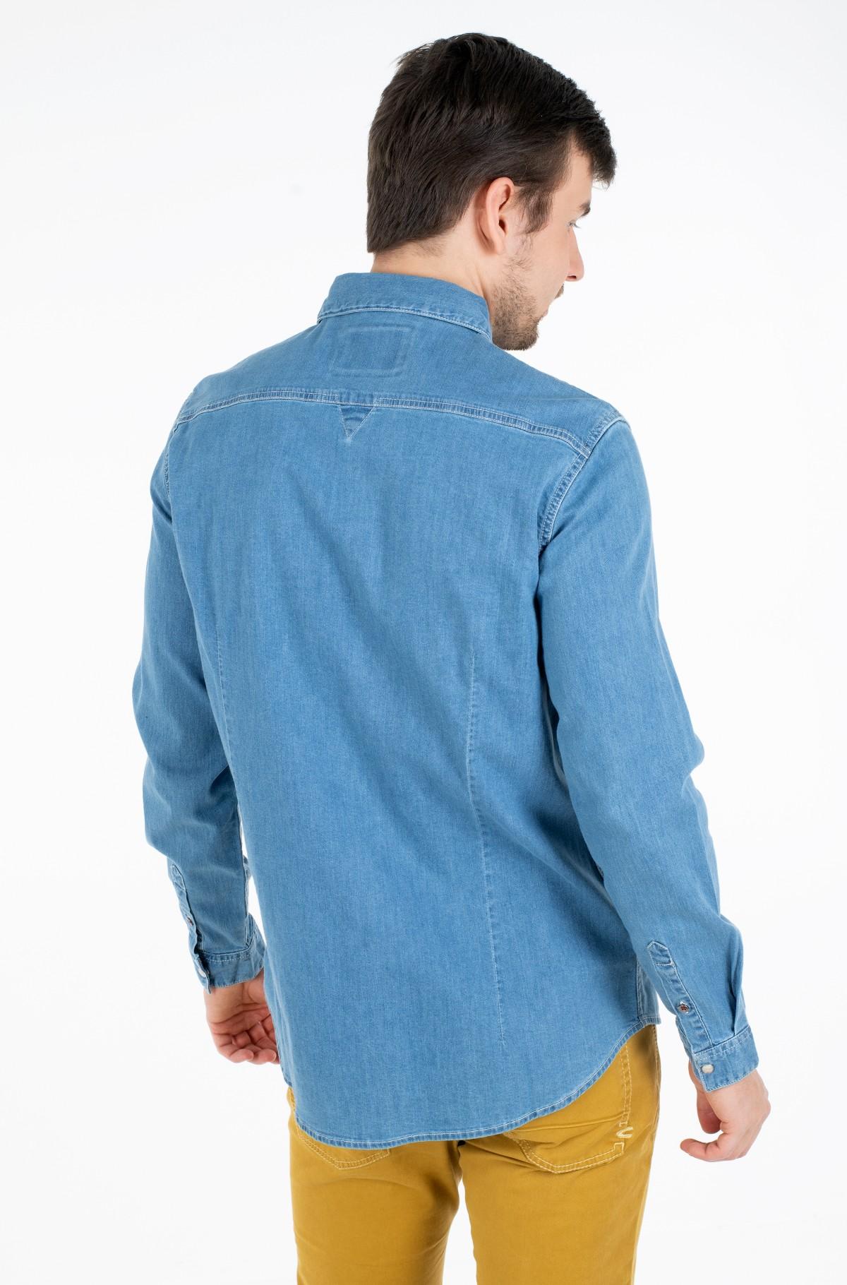 Denim shirt  M02H02 D3YN2-full-2