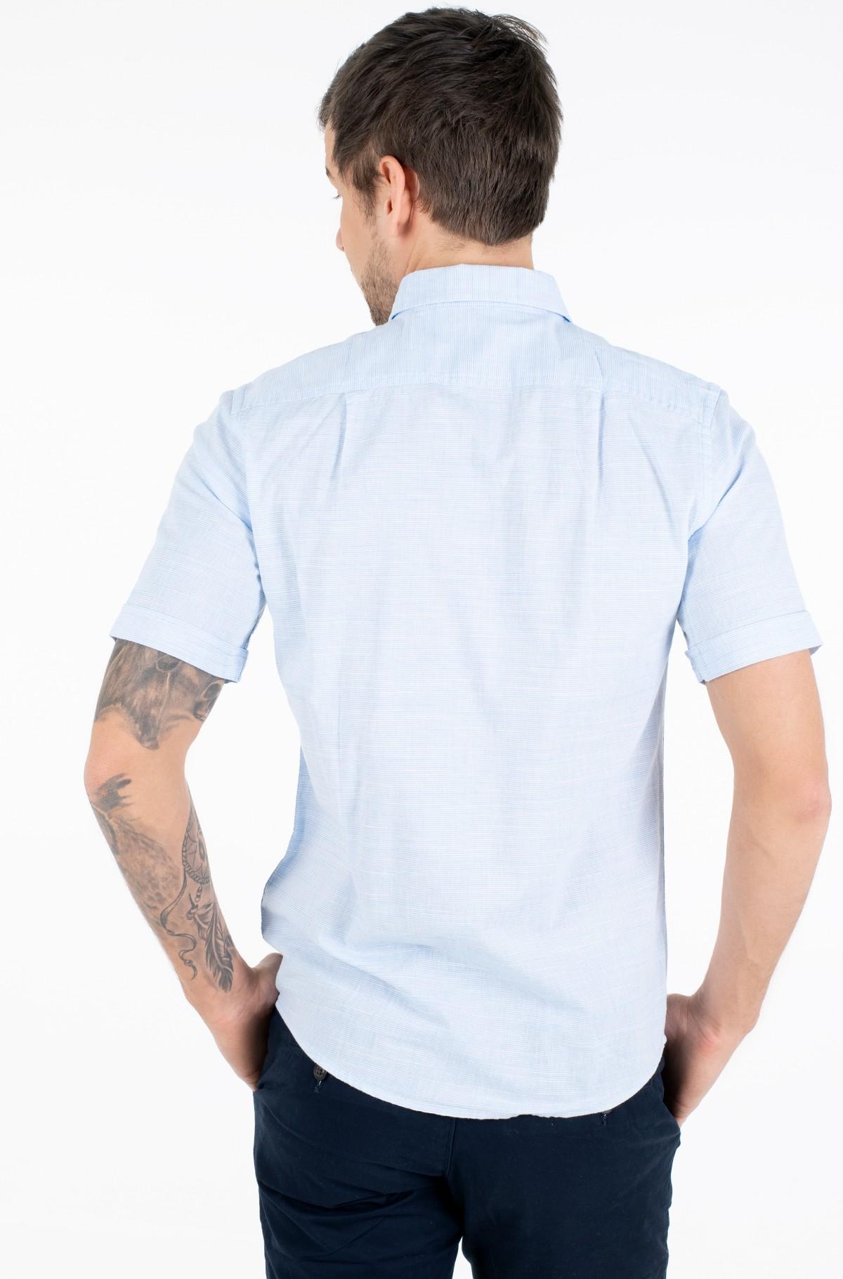 Marškiniai su trumpomis rankovėmis DOCKSIDE CHAMBRAY SS SHIRT-full-2