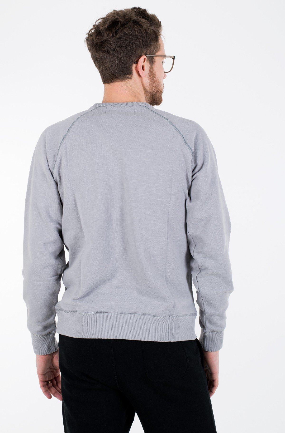 Džemperis VEGETABLE DYE MONOGRAM CREW NECK-full-2