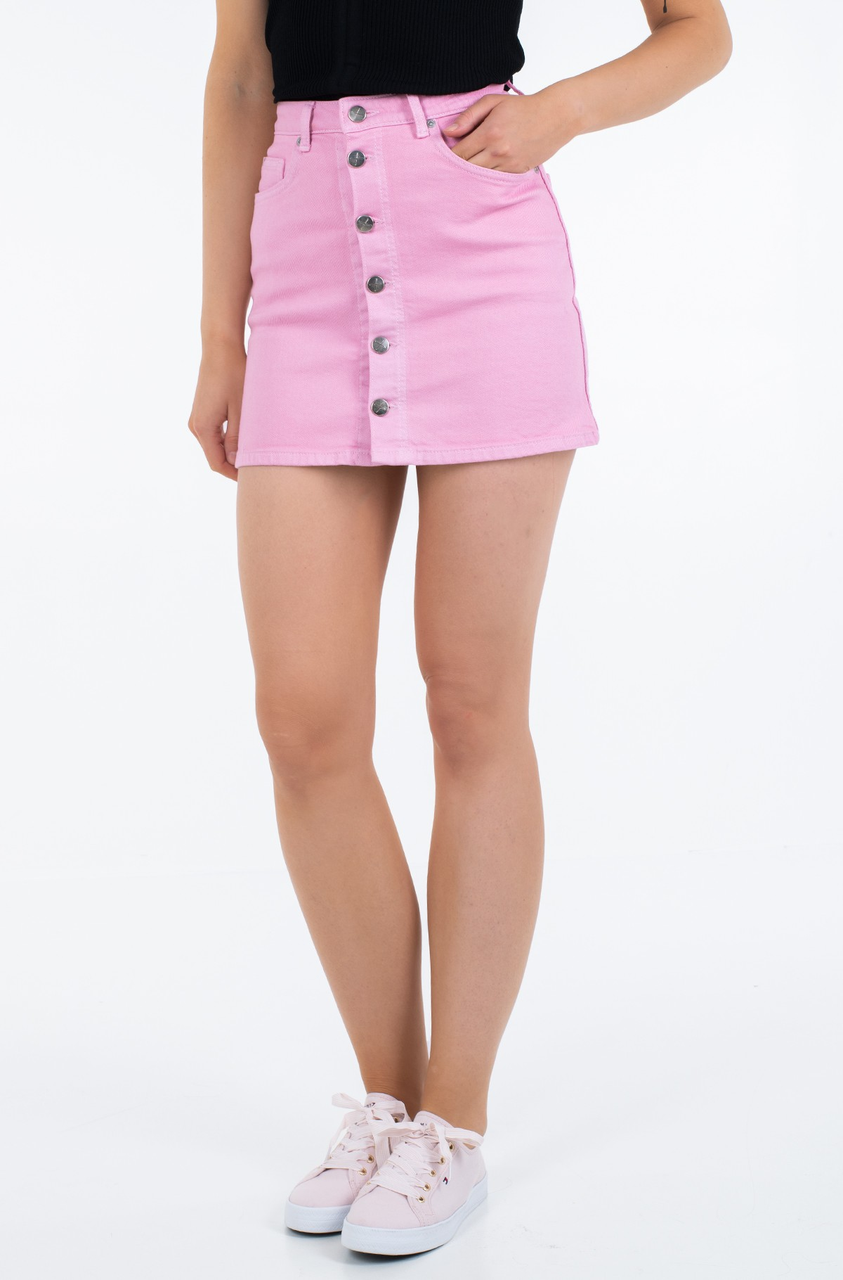 Denim skirt  TRICKIE/PL900871-full-1