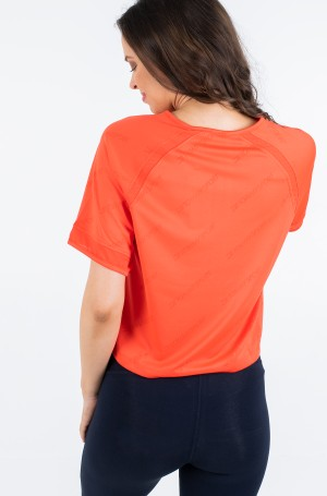 Sports top JACQUARD PERFORMANCE BOXY TOP-3