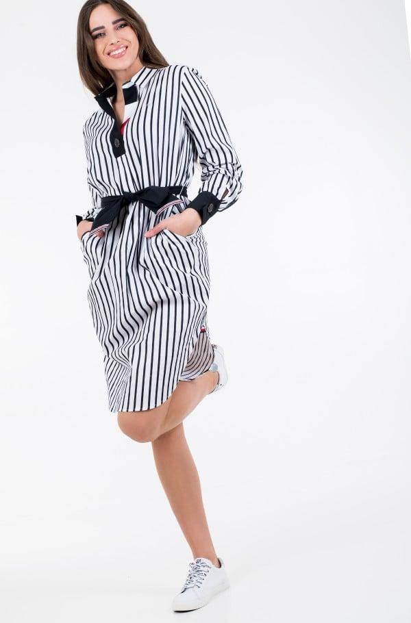 ICON P-OVER DRESS LS