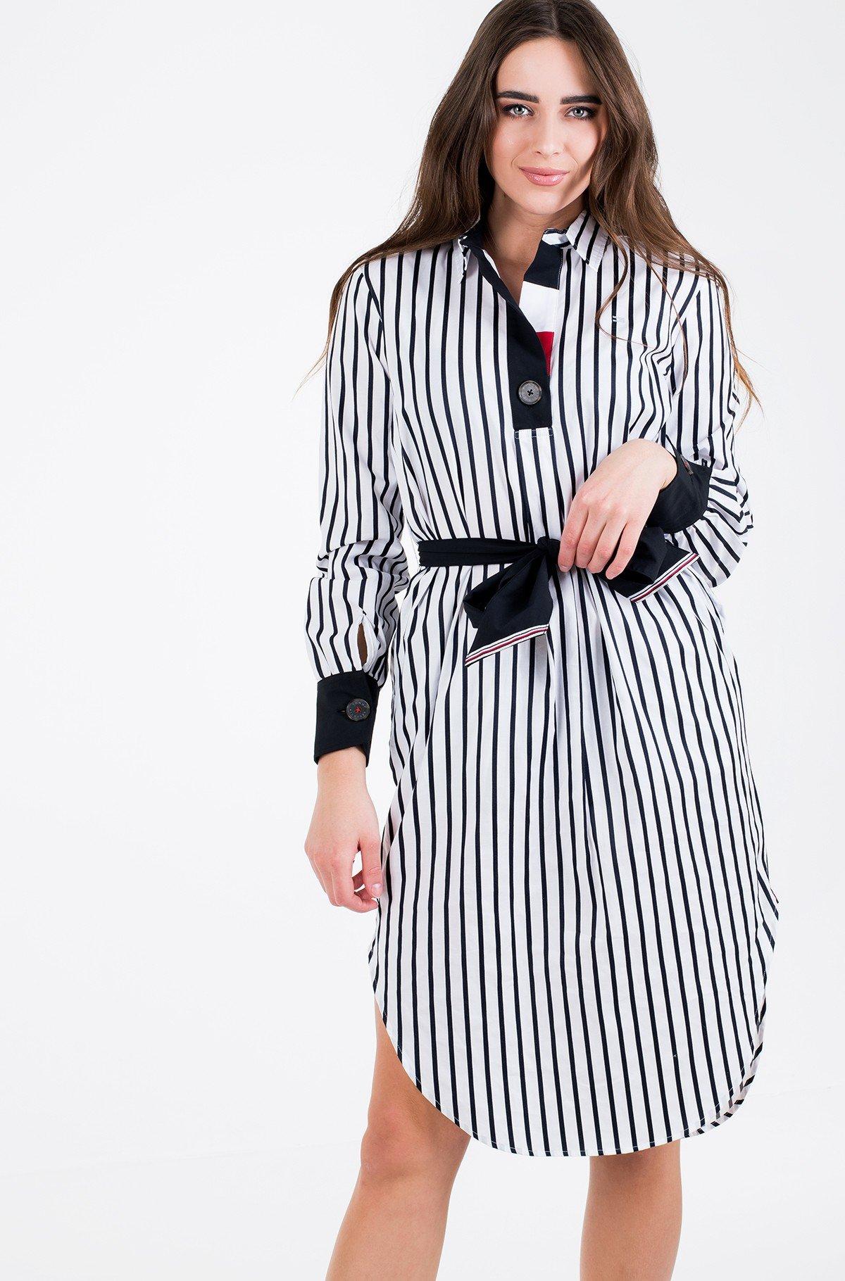 Suknelė ICON P-OVER DRESS LS-full-2