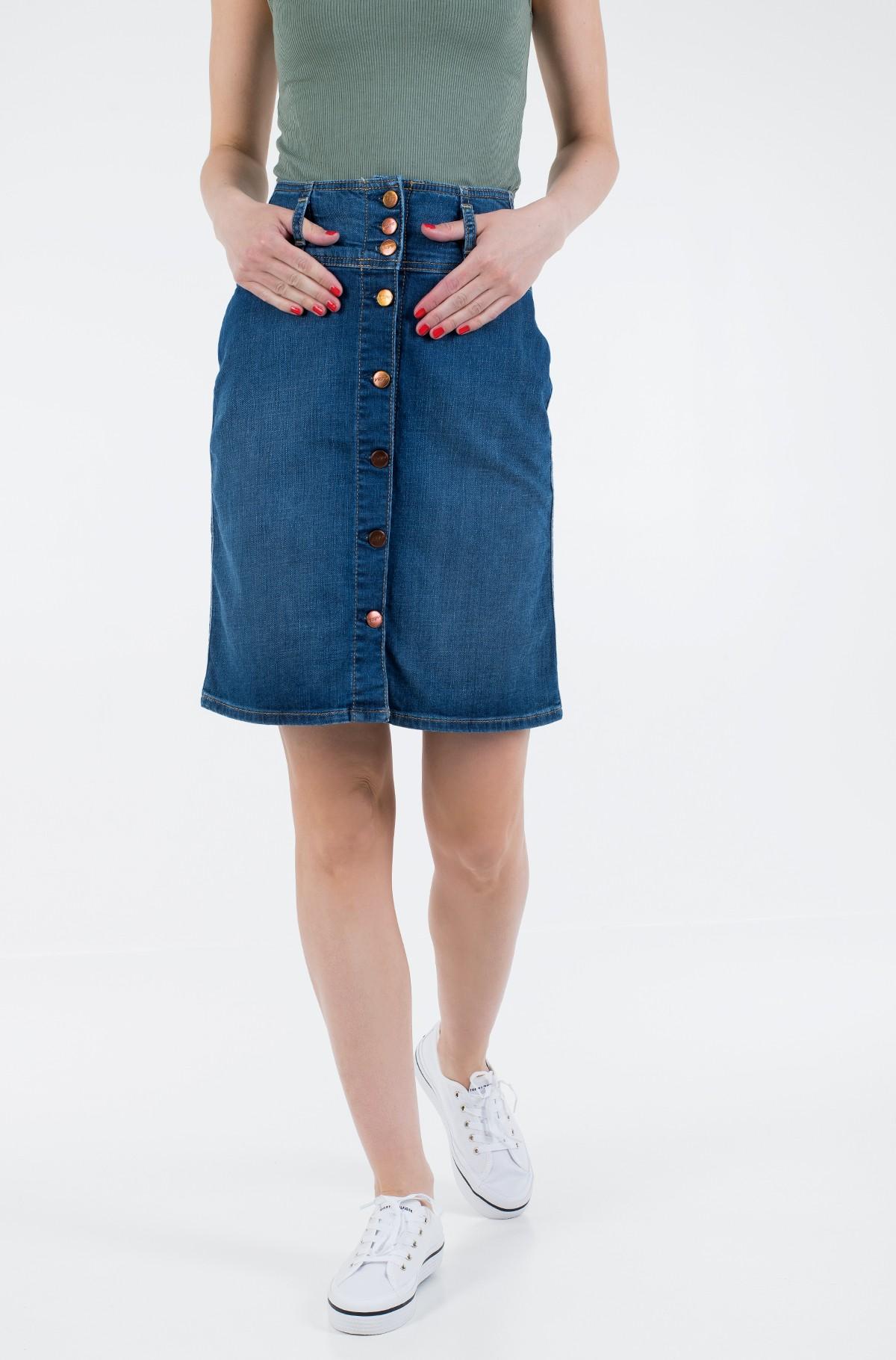 Denim skirt  EVELYN/PL900875-full-1