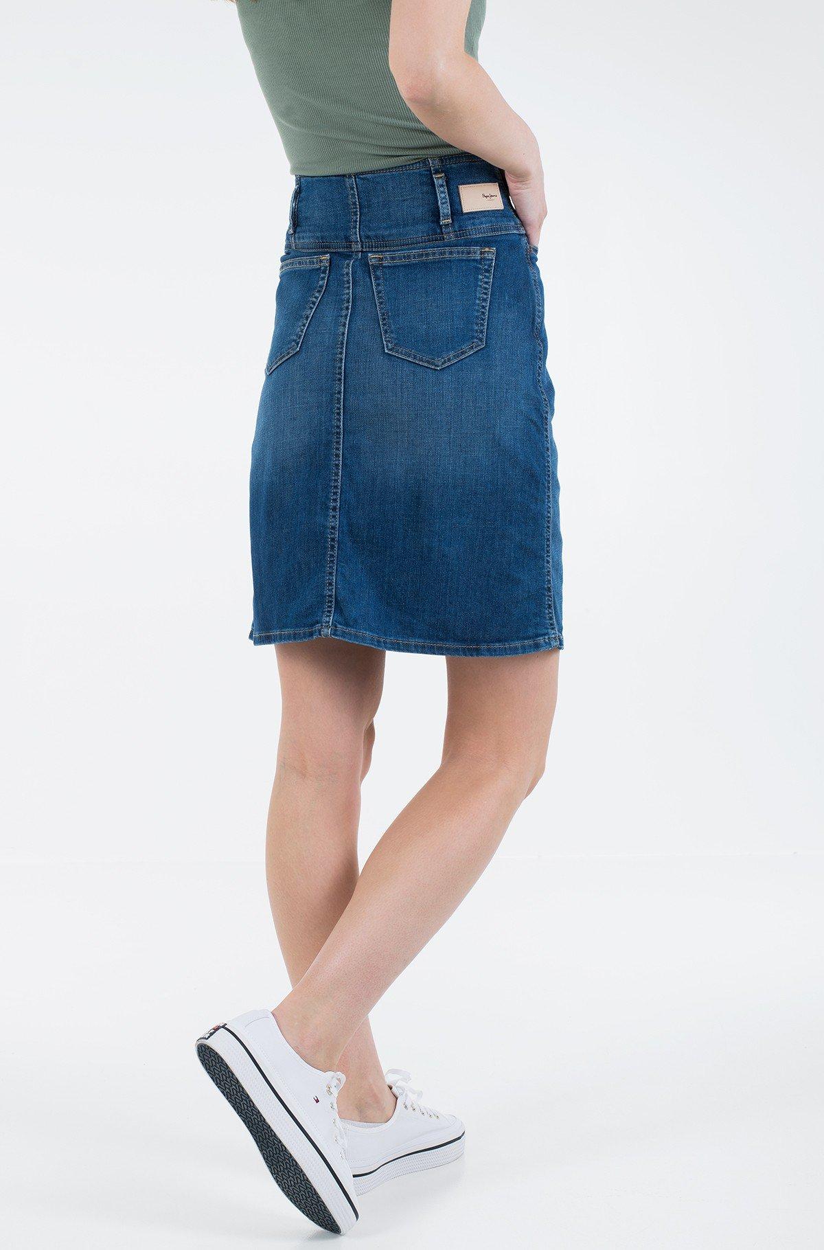 Denim skirt  EVELYN/PL900875-full-2