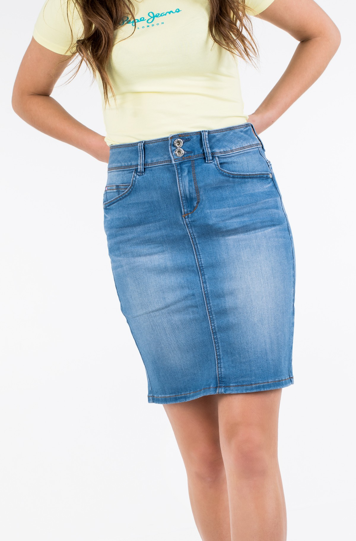 Denim skirt  1017444-full-1