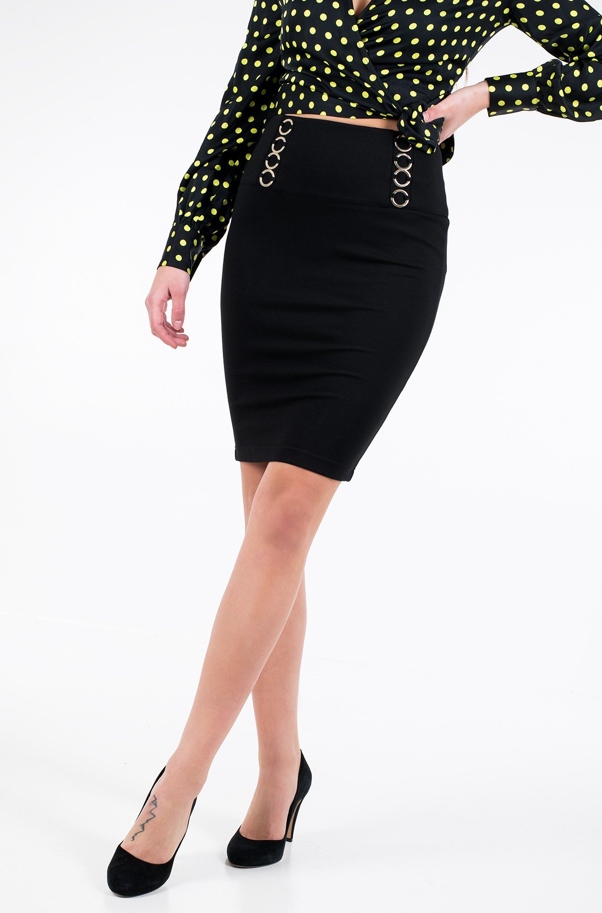 Pencil skirt W93D56 K8RN0-full-1