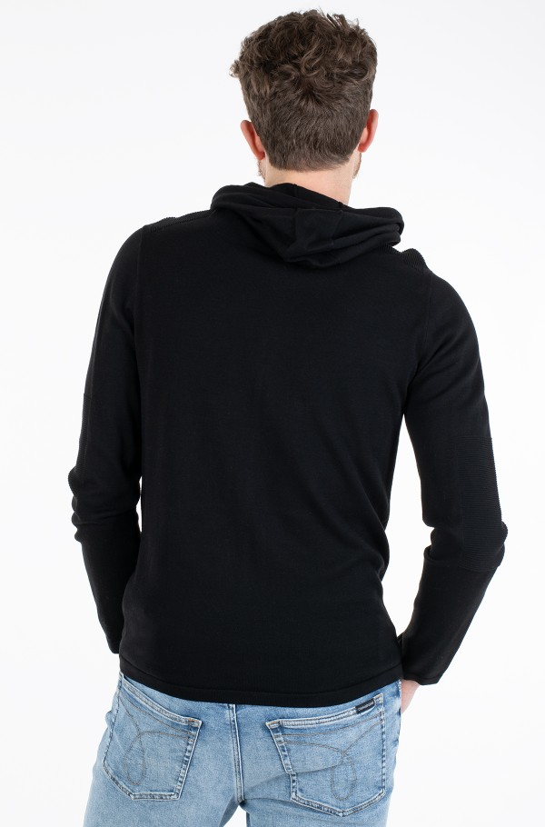 1 MB TECH HOODED ZIP THRU-hover