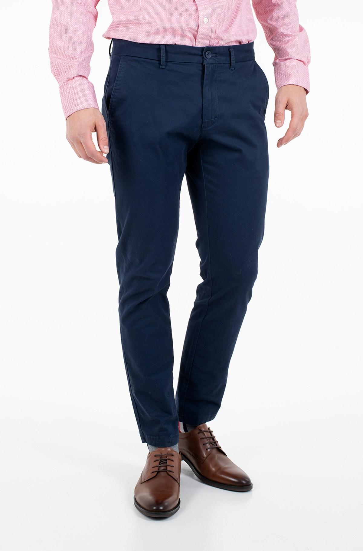 Fabric trousers SALTWATER CHINO-full-1