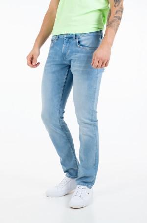 Džinsinės kelnės STRAIGHT DENTON PSTR HUBER BLUE-1