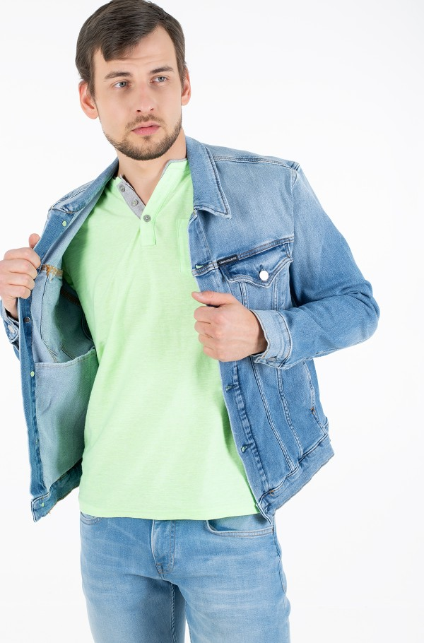 FOUNDATION SLIM DENIM JACKET