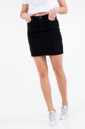 Velveto sijonas TRISHA SKIRT-2