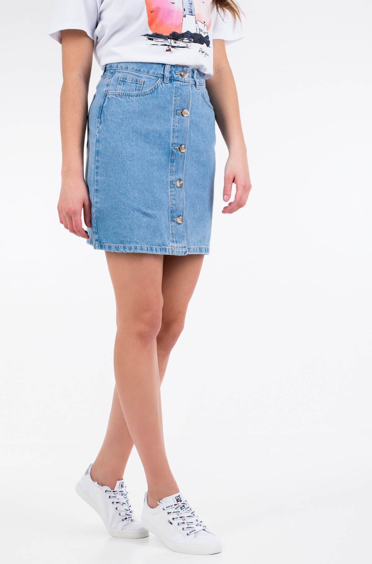 Denim skirt  1017627-full-1