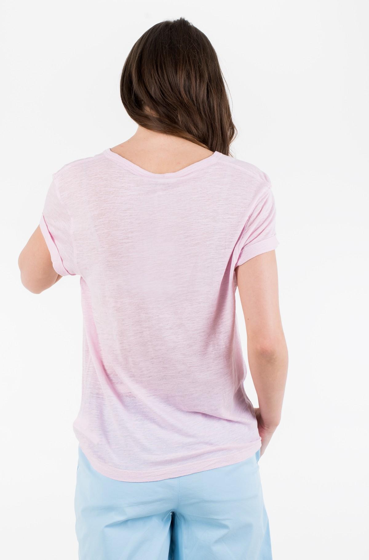 Marškinėliai VIKKI ROUND-NK TOP SS-full-2