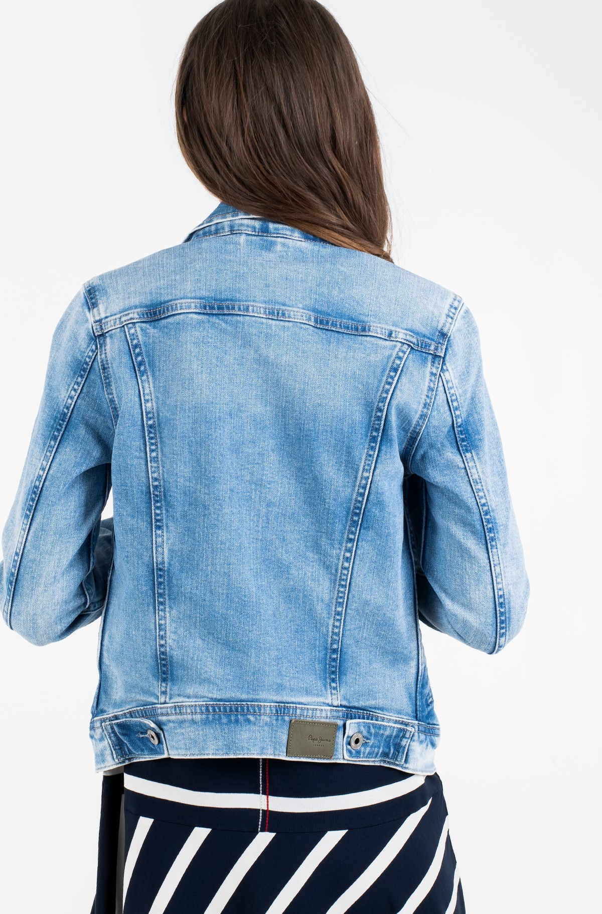 Denim jacket THRIFT/PL400755WS1-full-3