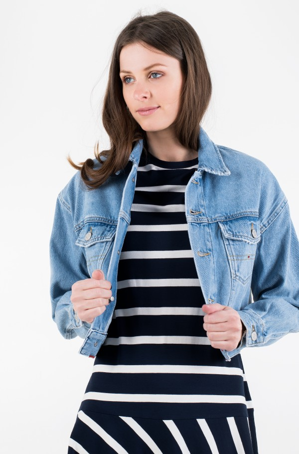 CROPPED TRUCKER JACKET TMYFLG