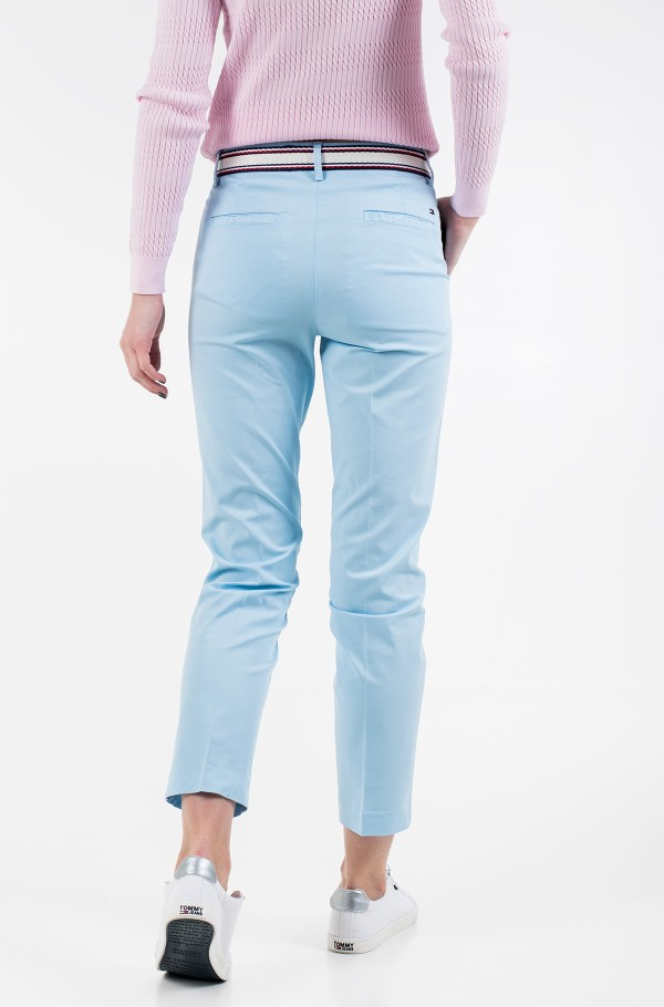 GMD COTTON TENCEL SLIM PANT-hover