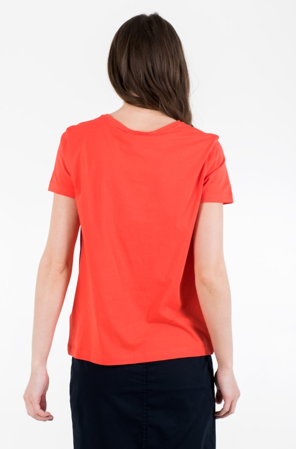 THEA C-NK TEE SS-hover