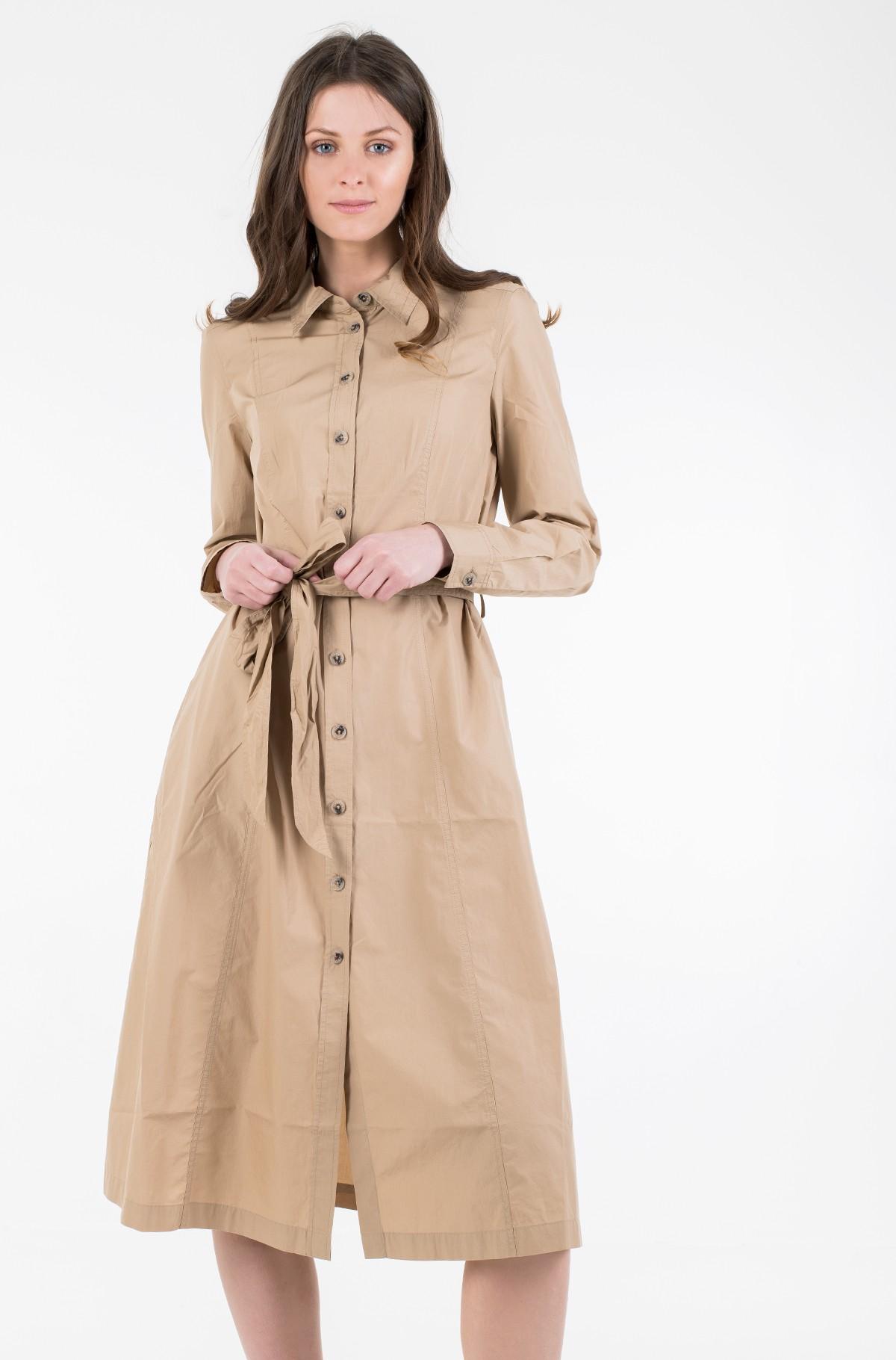 Suknelė LEA DRESS LS-full-1