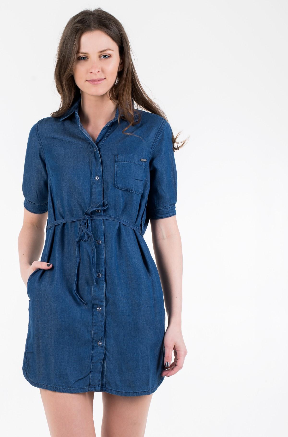 Denim dress GLOSS/PL952694-full-1