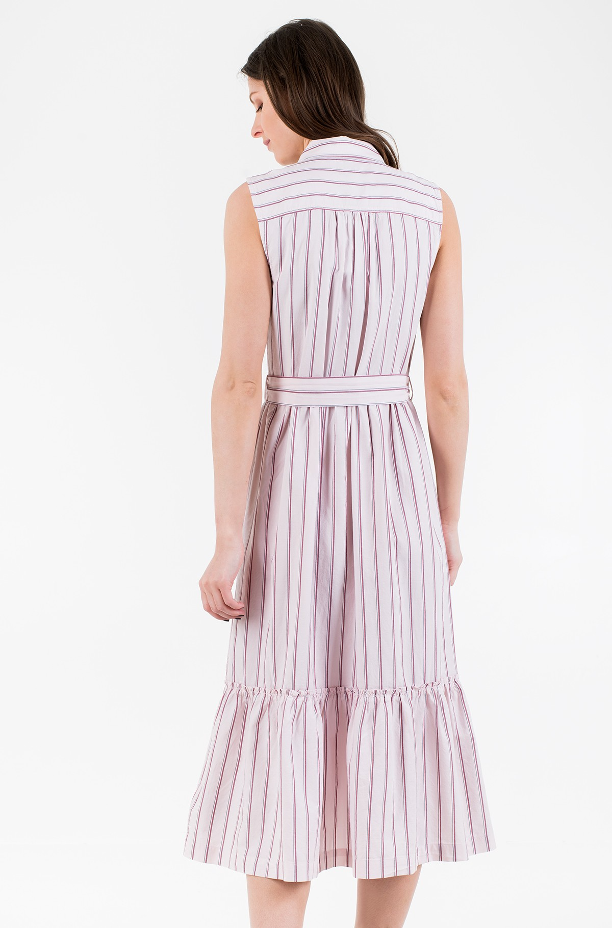 Midi dress PHOEBE SHIRT DRESS NS-full-2