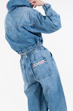 Džinsinės kelnės HIGH RISE ELASTICATED PANT CRLT-2