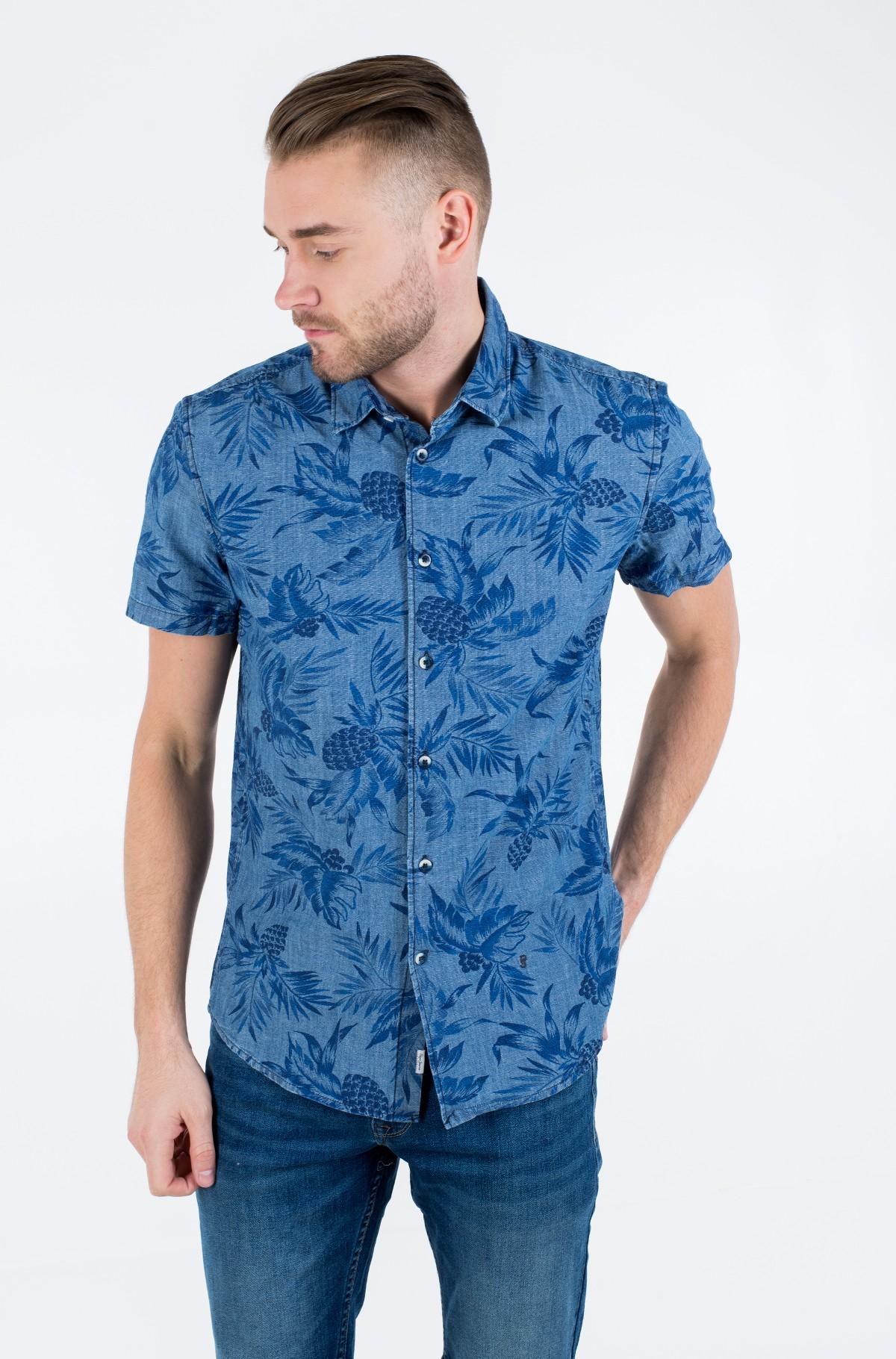 Marškiniai su trumpomis rankovėmis LONGFORD/PM306488-full-1