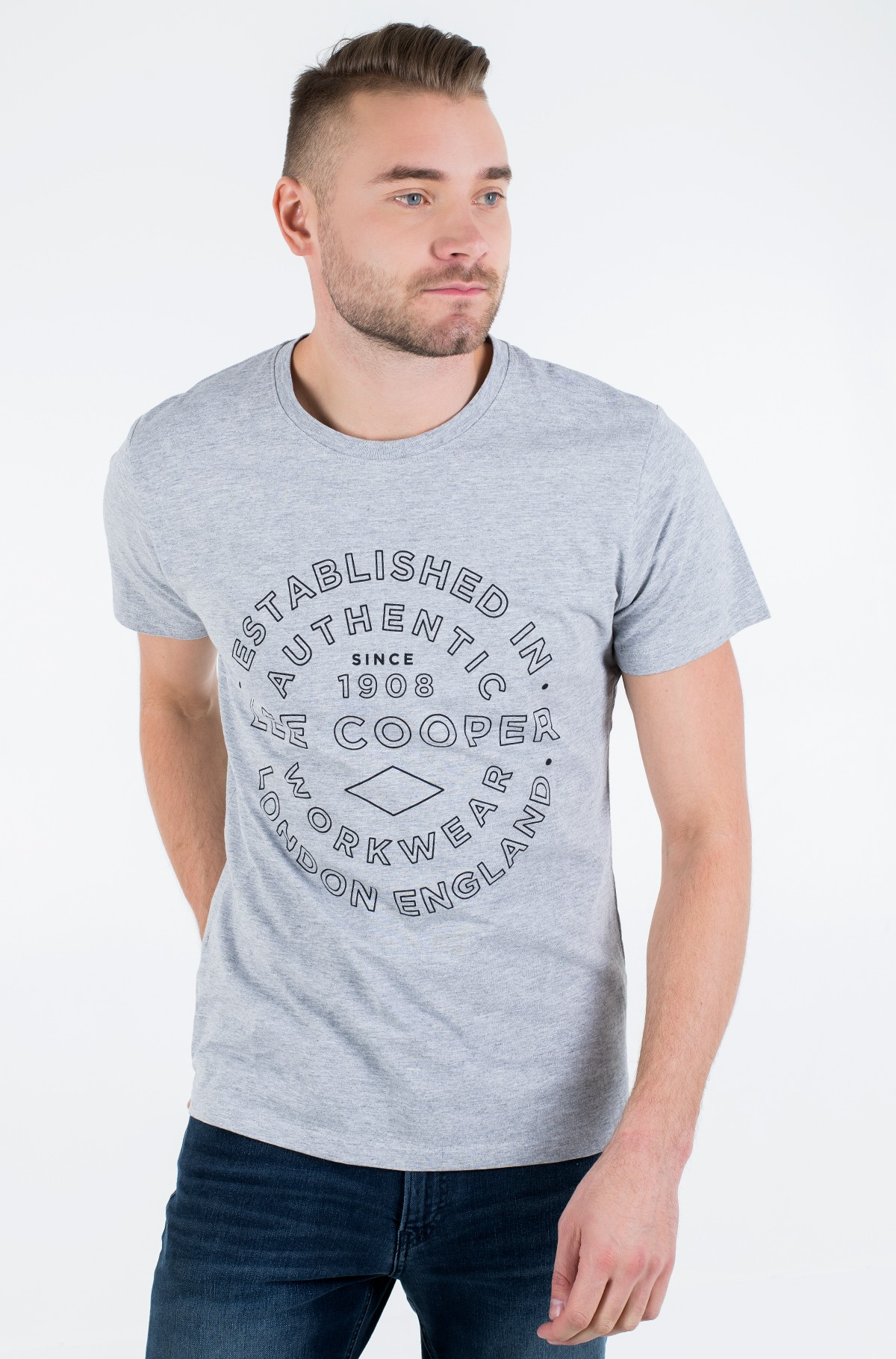 Marškinėliai AUTHENTIC 2004-full-1