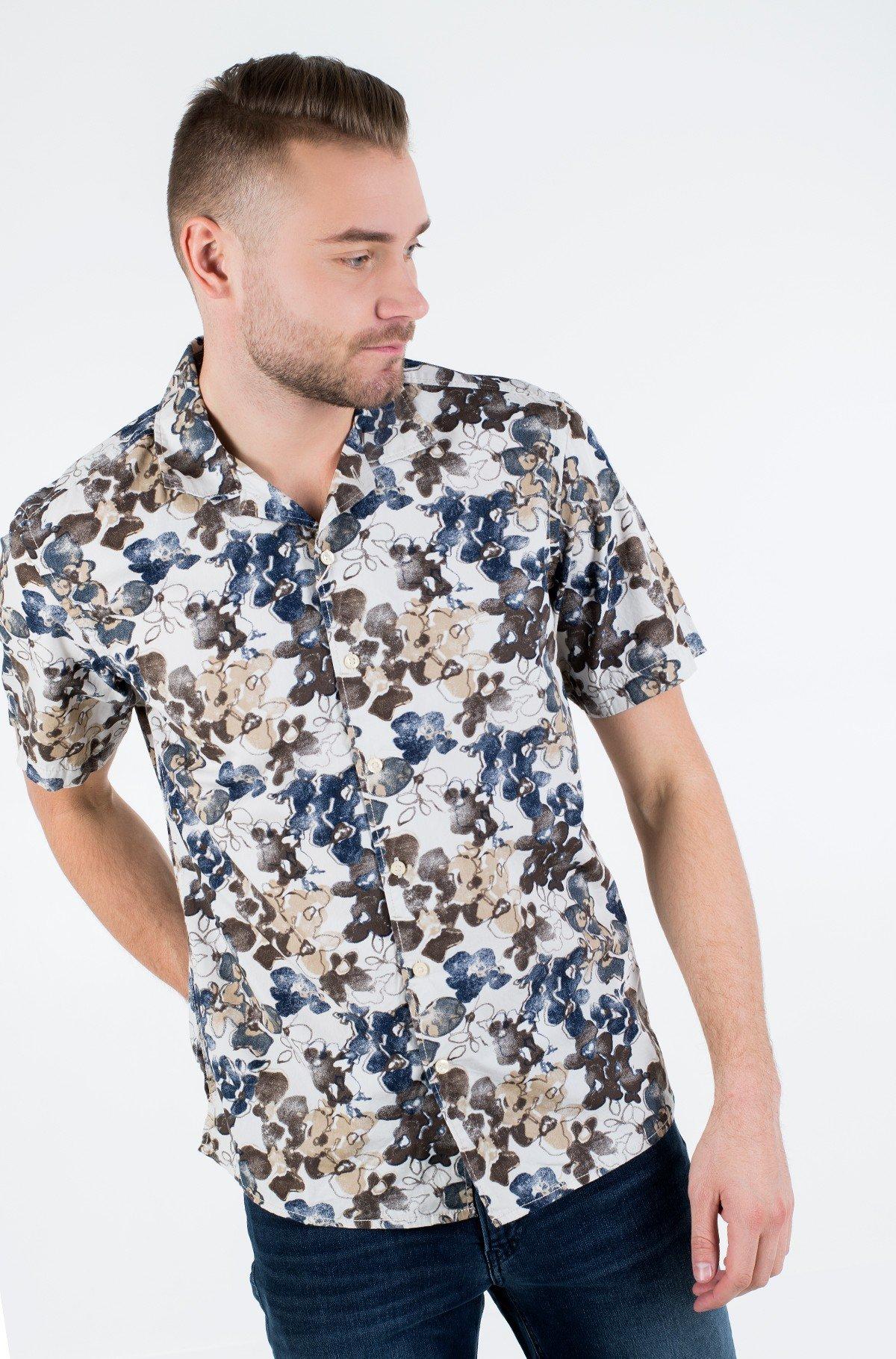 Marškiniai su trumpomis rankovėmis 409216/3S46-full-1