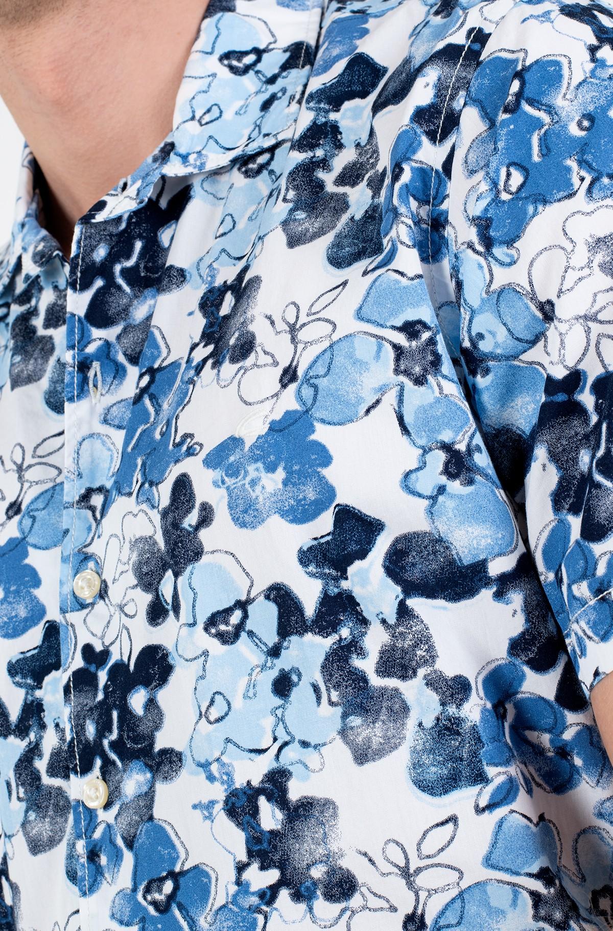 Marškiniai su trumpomis rankovėmis 409216/3S46-full-2