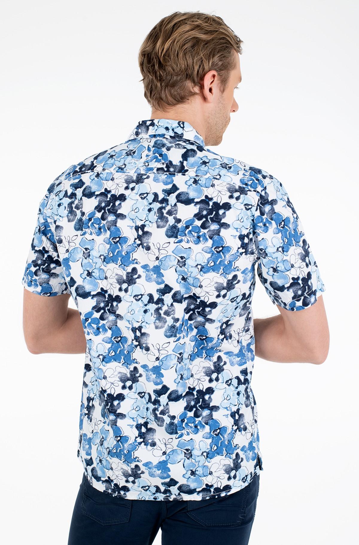 Marškiniai su trumpomis rankovėmis 409216/3S46-full-3