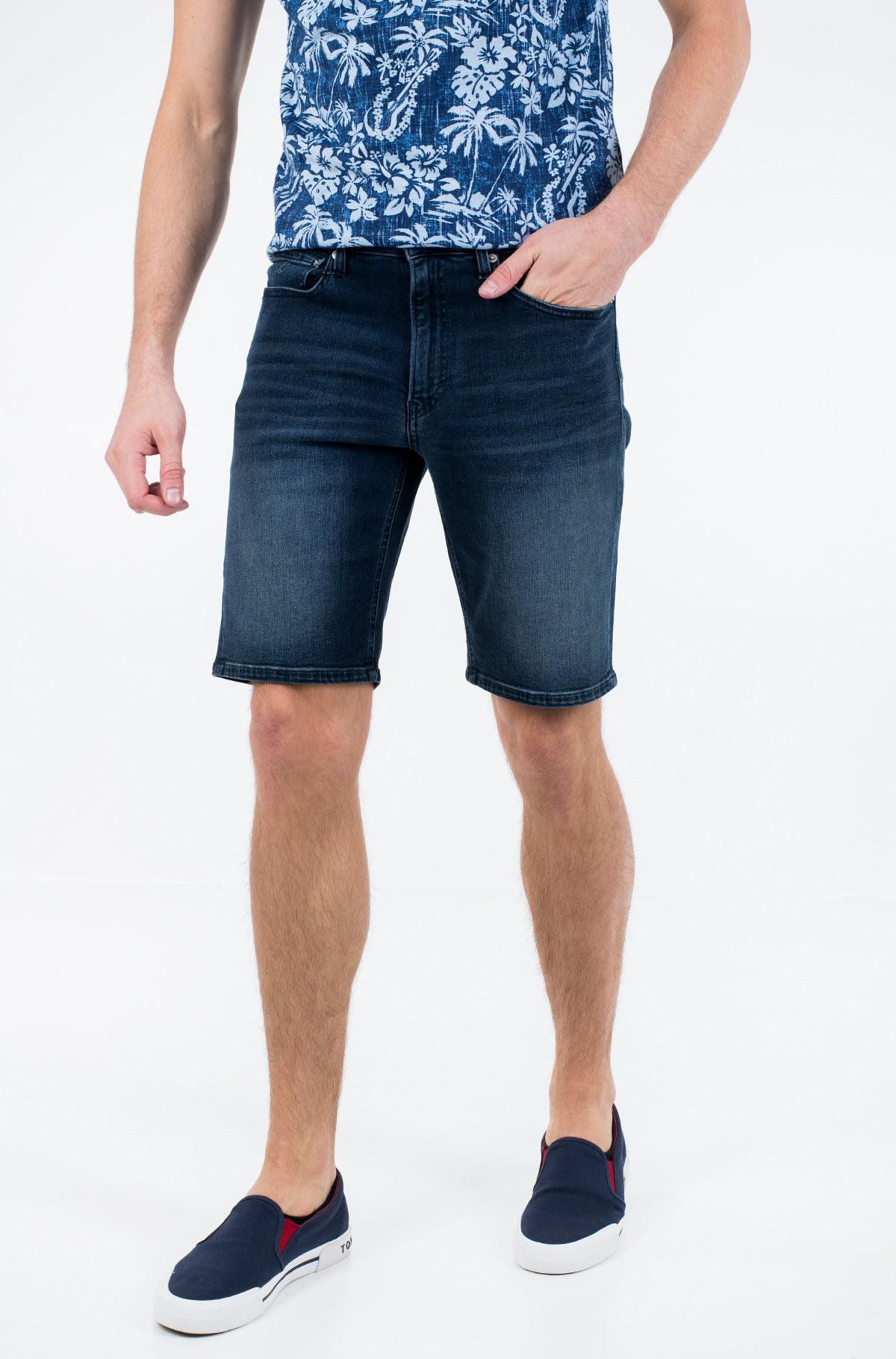 Lühikesed teksapüksid Slim Short-full-1