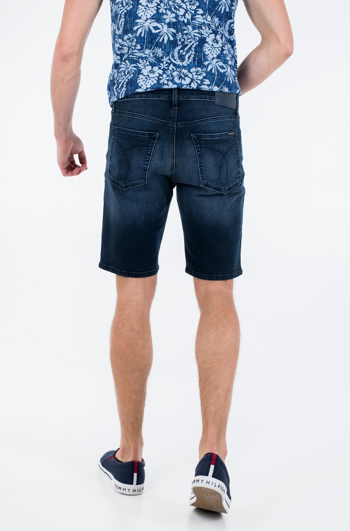 Lühikesed teksapüksid Slim Short-full-2