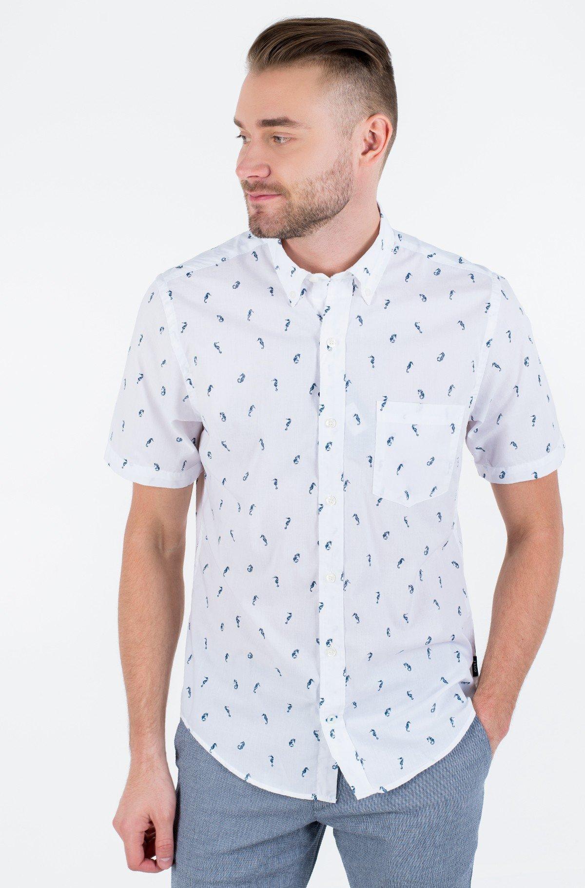 Marškiniai su trumpomis rankovėmis BREEZE SEAHORSE PRINT SS SHIRT-full-1