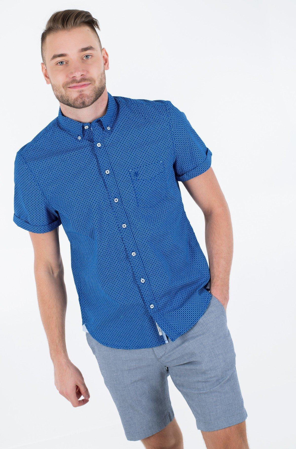 Marškiniai su trumpomis rankovėmis 023 7201 41002-full-1