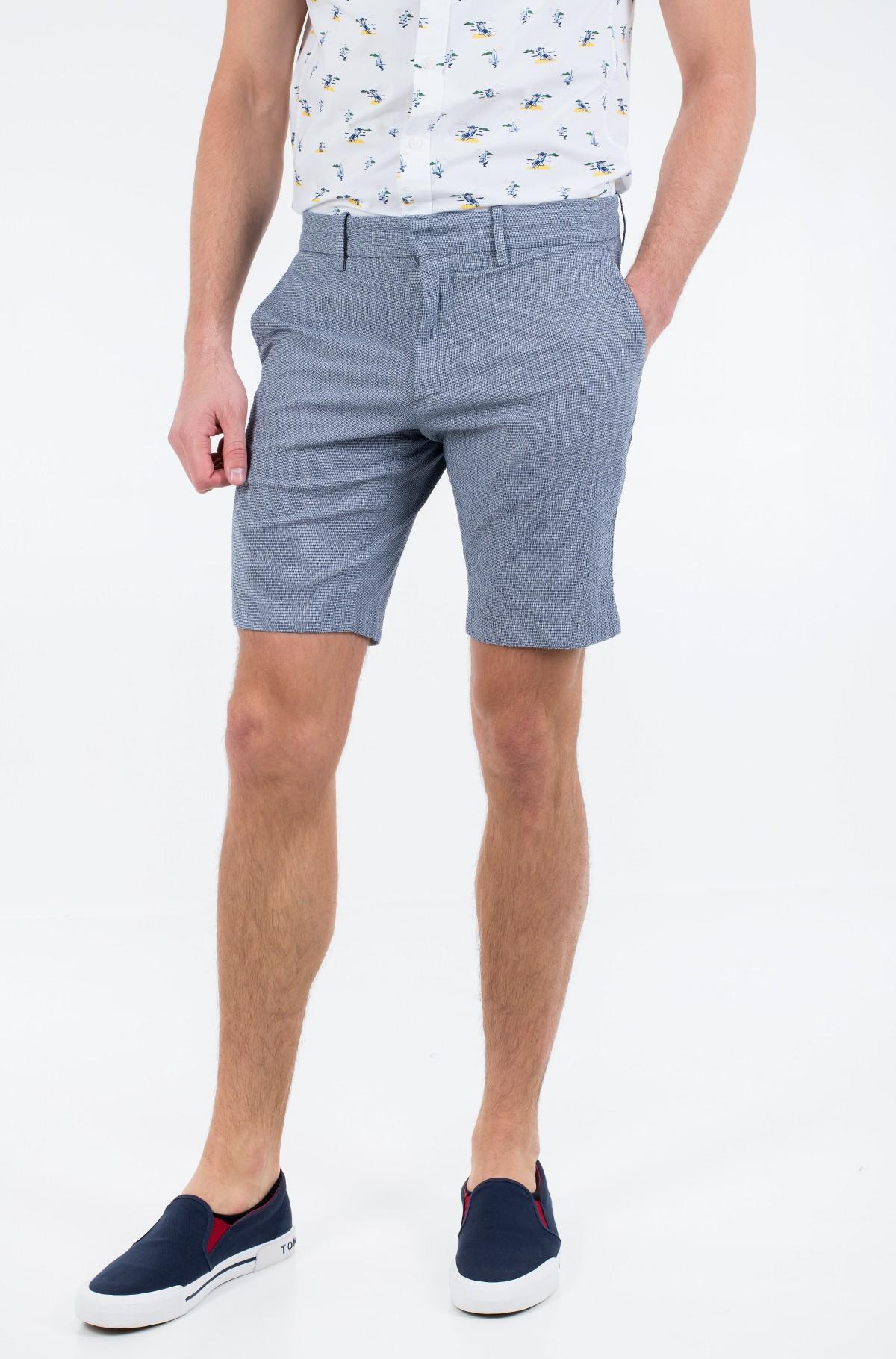 Shorts BROOKLYN SHORT SEERSUCKER CHECK-full-1
